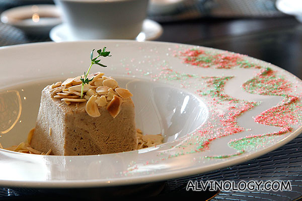 Special Xinjiang Almond and Pistachio Ice Cream (RM 10++)