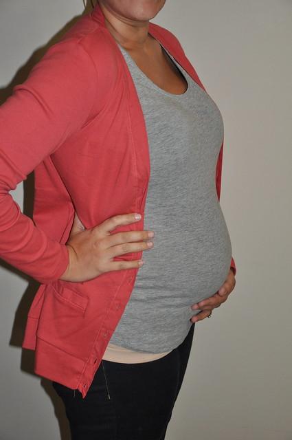 Baby Bump Week 21