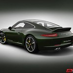 Limited Edition Porsche 911 Club Coupe