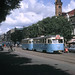 Tram in Gothenburgh 1963 by Stockholm Transport Museum Commons