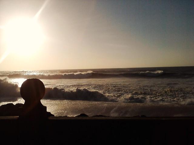 Mirando al mar soñé.........