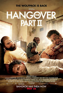 2012最佳喜劇電影海報 - The Hangover Part II (醉後大丈夫2)