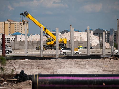 Palm Parkway Construction 2 June 2012