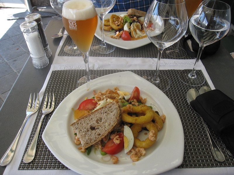 Salad @ De Bistronoom