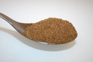09 - Zutat Garam Masala / Ingredient Garam Masala
