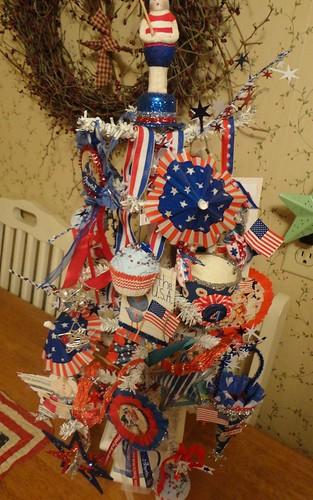 patriotic tree 2