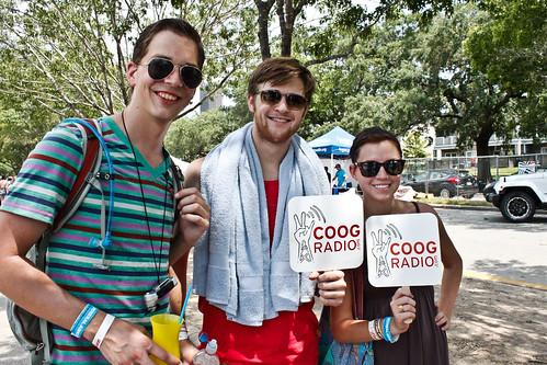 Coog Radio fans!
