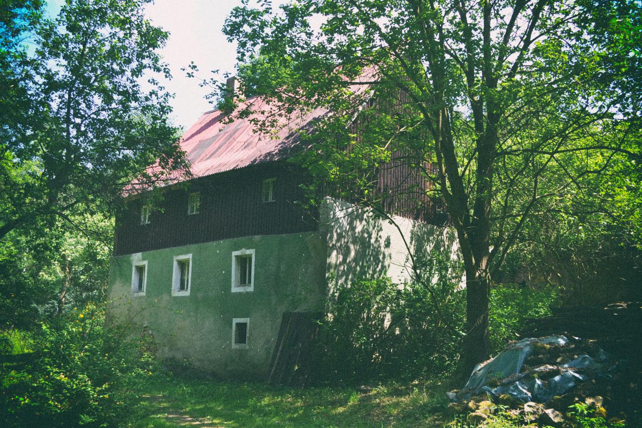 Alte Batzdorfer Mühle