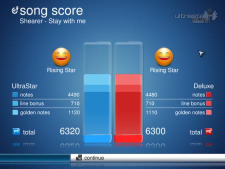 Juego para aprender a cantar