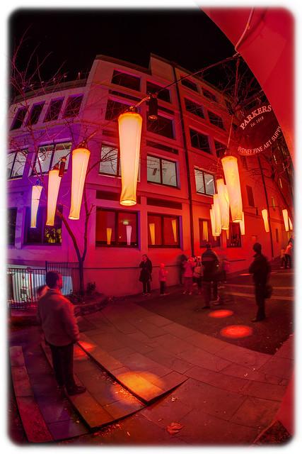 Installation 30: Light Breezers by Tim Hunt, Tim Carr, Mark Gilder, Jo Black and Cater Leung
