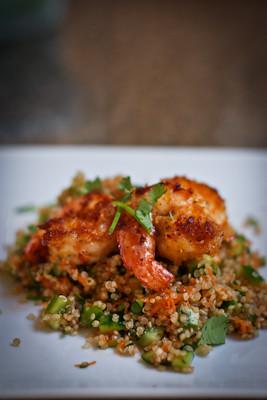 shrimp vietnamese shrimp quinoa salad vietnamese shrimp salad 6 ...