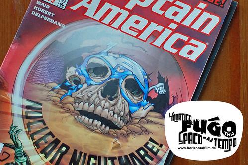 Capitain America - Nucular Nightmare