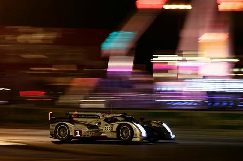 ルマン決勝6『Photo:Audi Sport』