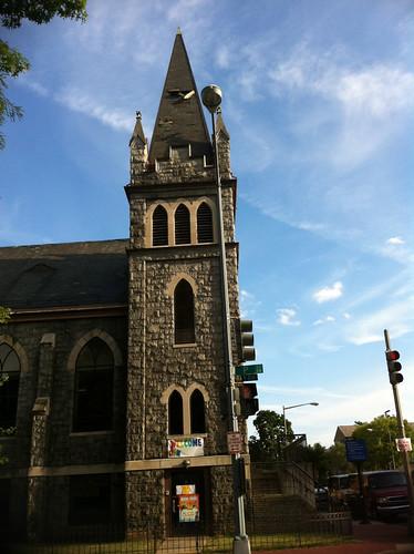 Church at P and 6th NW