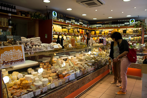 La Fromagerie in Paris