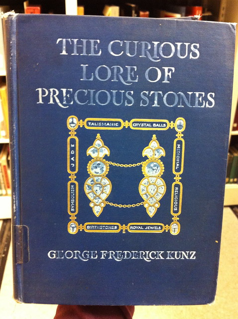 Erperkeyfreet download folk lore of precious stones book for Jewelry books free download