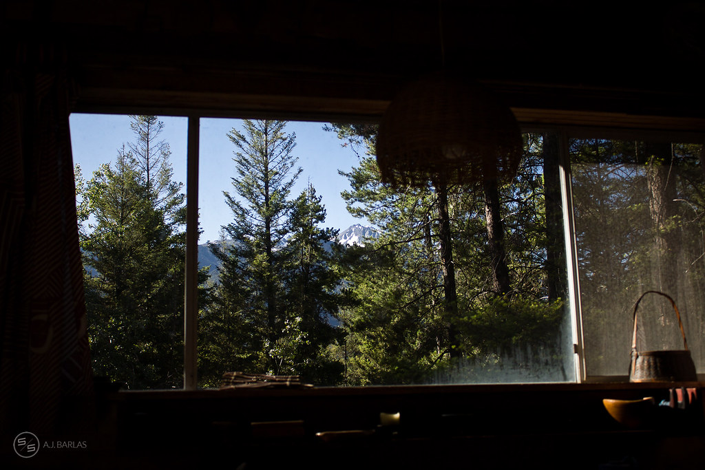 Waking up in the Chilcotins