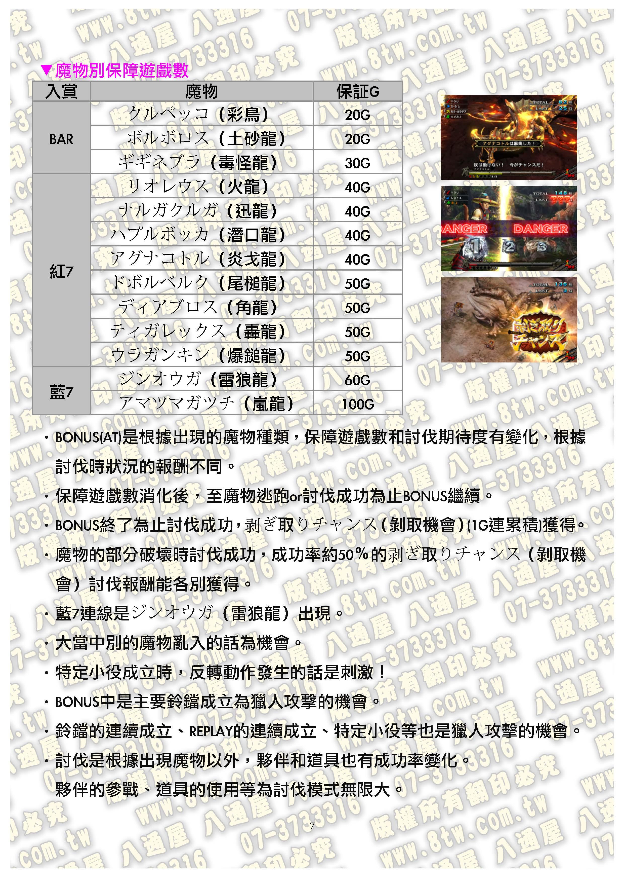 S0202魔物獵人 月下雷鳴 中文版攻略_Page_08