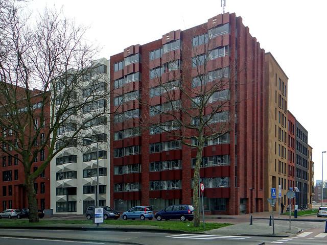 Nieuw crooswijk renovatie de lanenflat nieuwbouw for Rotterdam crooswijk