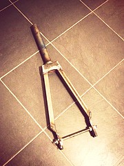 I made a Front Wheel Drive Fork!