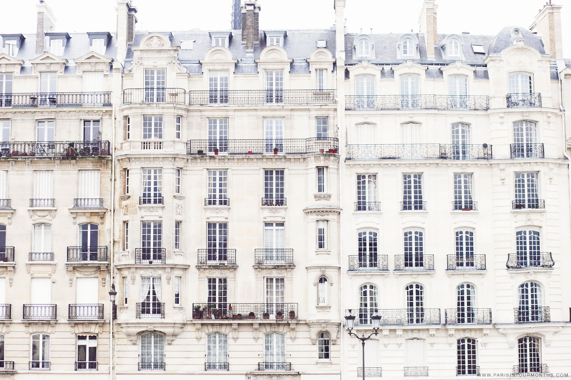Paris by Carin Olsson (Paris in Four Months)