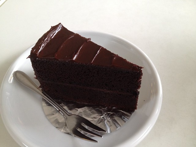 Food Foundry-Chocolate Moist Cake