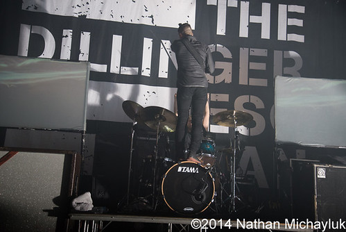 The Dillinger Escape Plan – 04-10-14 – The Crofoot Ballroom, Pontiac, MI