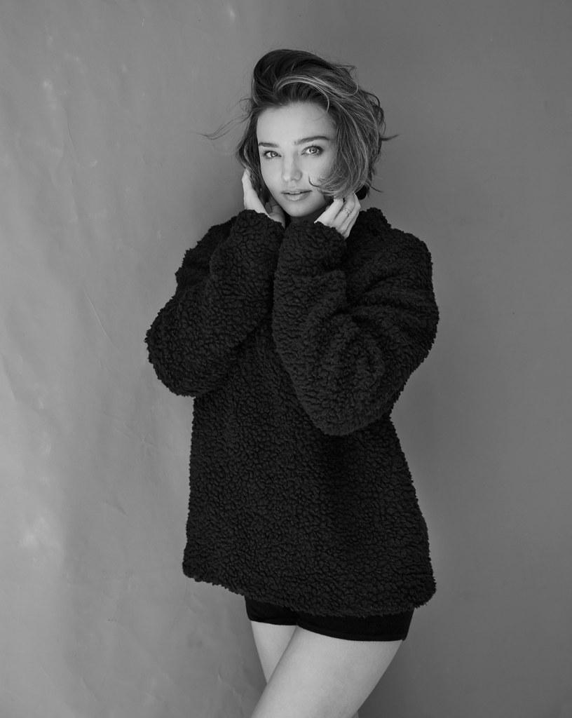 Миранда Керр — Фотосессия для «Gritty Pretty» 2016 – 2