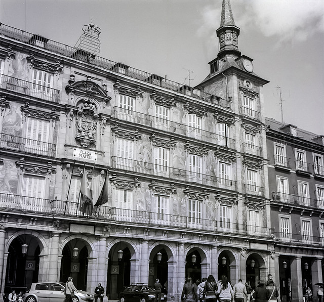 Madrid Casa de la Panaderia Plaza mayor