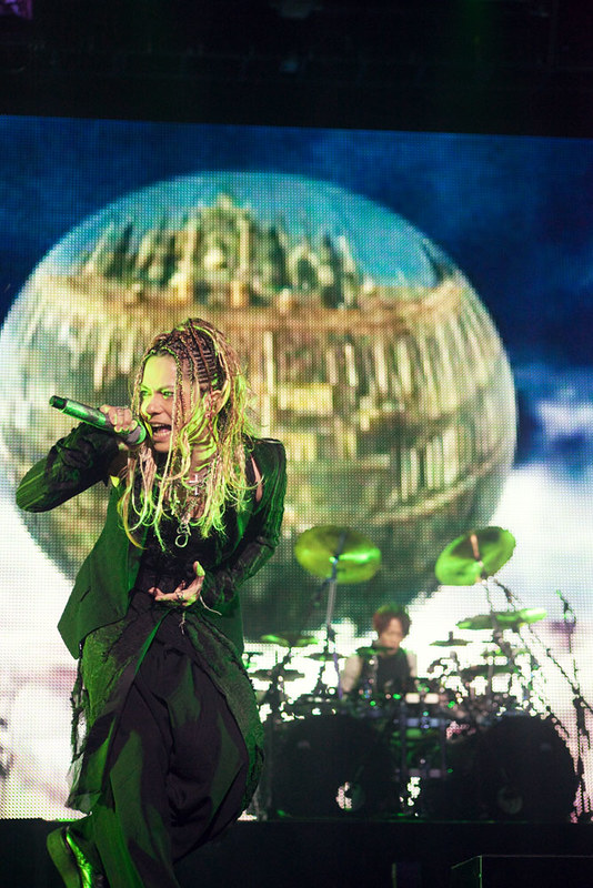 L'Arc~en~Ciel at MSG