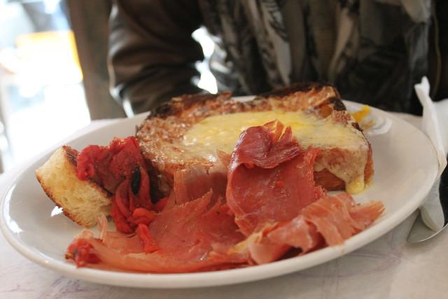 rothko with ham