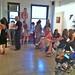Martine Bellen's book party on 9/12/11