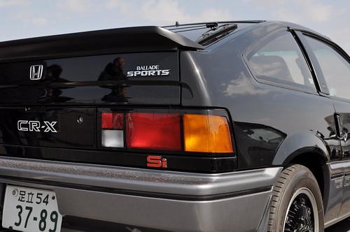 1983-1987 HONDA CR-X