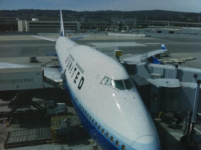 Heading to Japan