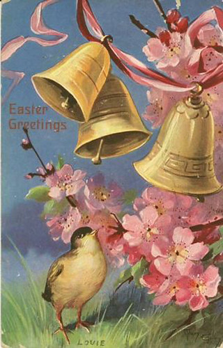 Easterchickswithbells