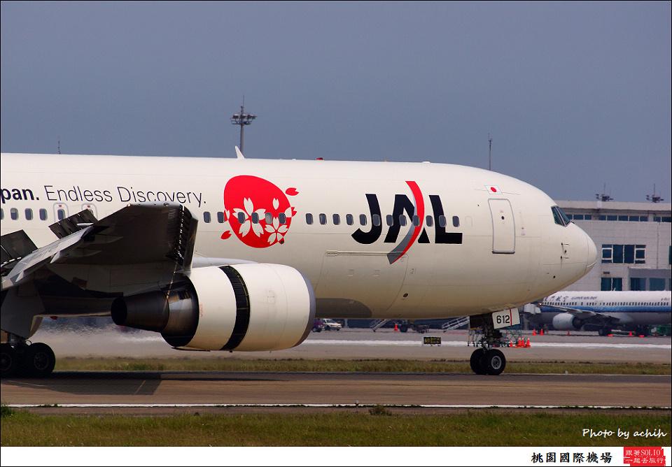 JAL JA612J客機012