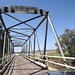 Small photo of Narrow bridge over the Namoi