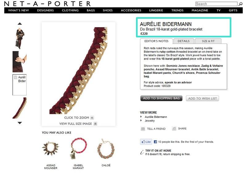Aurélie Bidermann  Do Brazil 18-karat gold-plated bracelet   NET-A-PORTER.COM - Mozilla Firefox 08042012 73835 PM.bmp