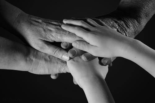 DSC_6430BW - Generational Double Hands
