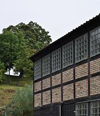 sigurd lewerentz & torsten stubelius, architects: courtyard wing to södra storgatan 31, helsingborg 1915