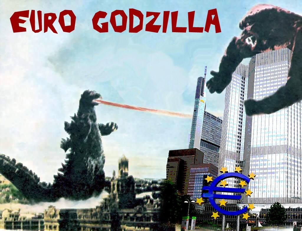 EURO GODZILLA