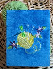 Dragonfly knitter