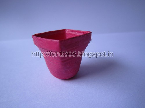 Handmade Paper Pot (5) by fah2305