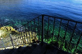 Adriatic Sea, Korčula, Croatia, 2007
