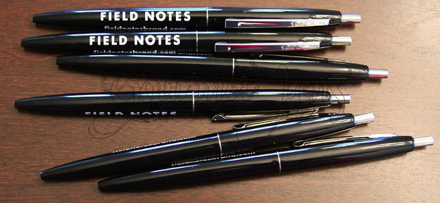 Field Notes RT Ballpoint Pens