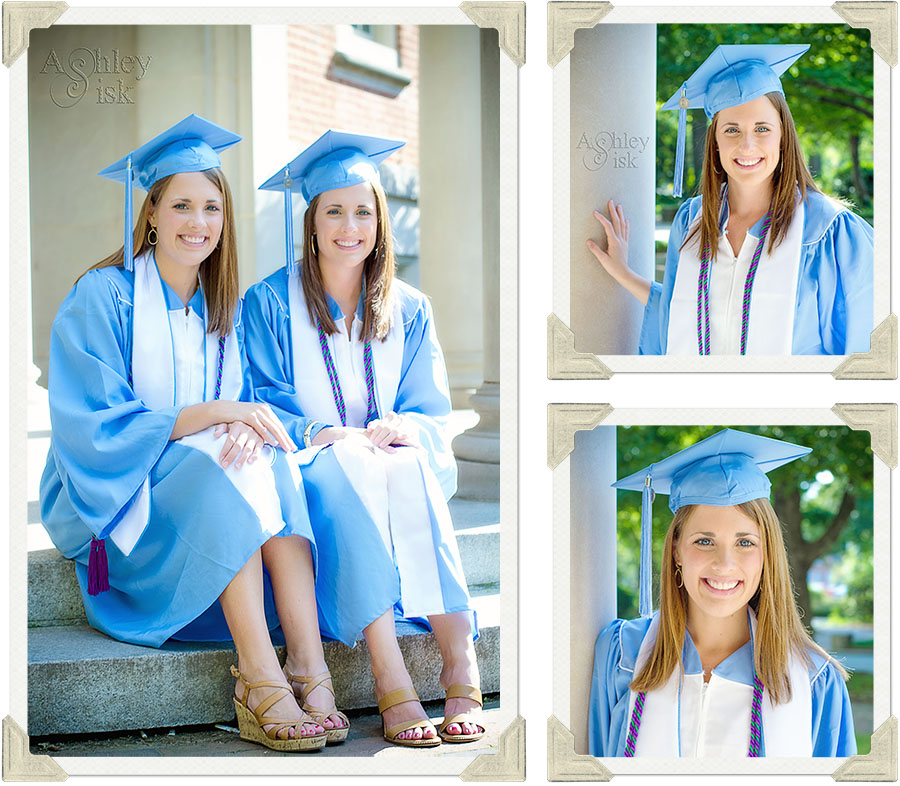 Graduation Gown Collage