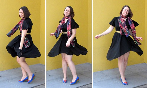 The LBD gets a colorful spin!