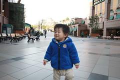 とらちゃん@恵比寿ガーデンプレイス(2012/3/20)