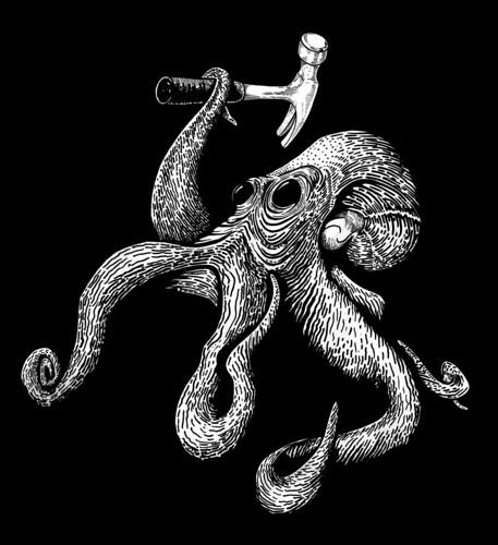 Rollersnake T-Shirt Design