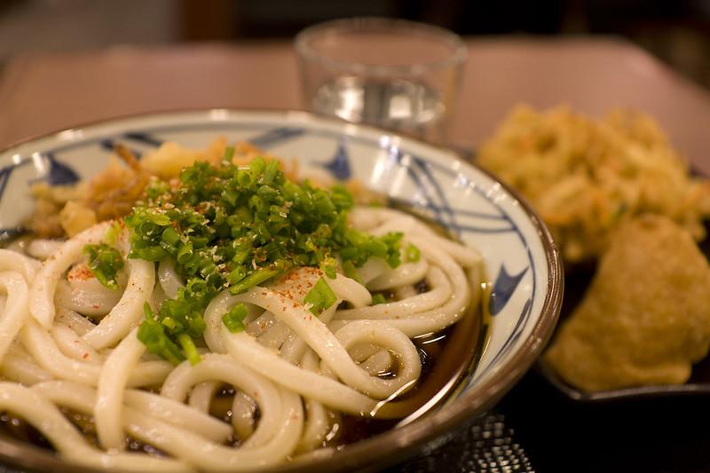 丸亀製麺(打浦桥店)